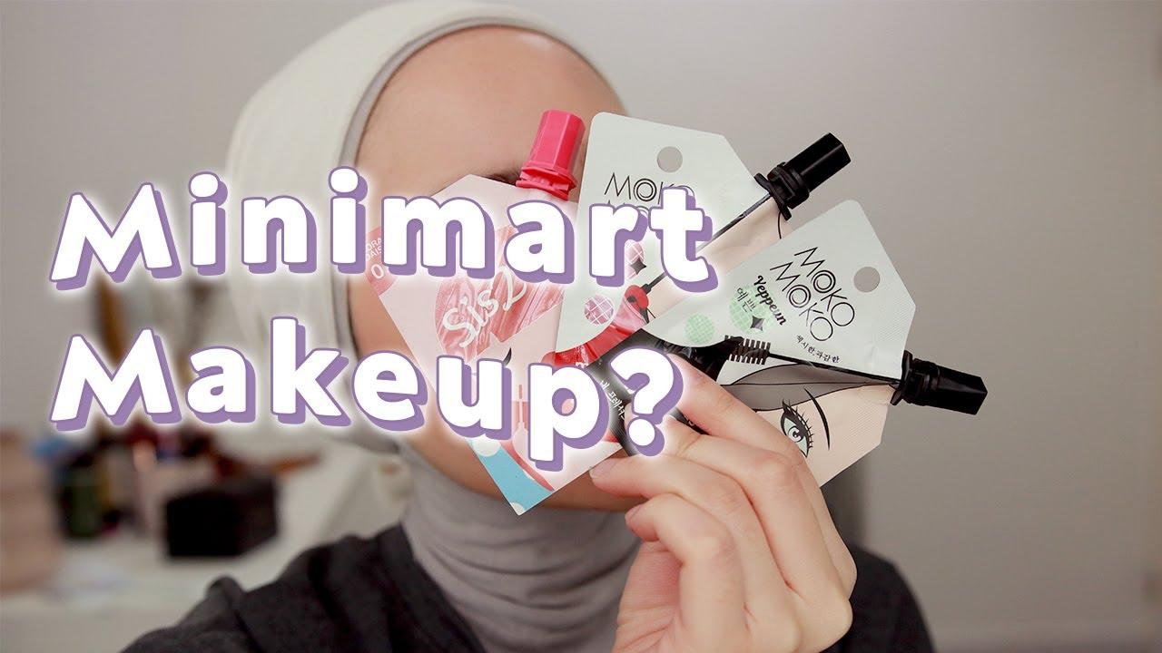 Affordable Minimart Makeup..check! | Kiara Leswara