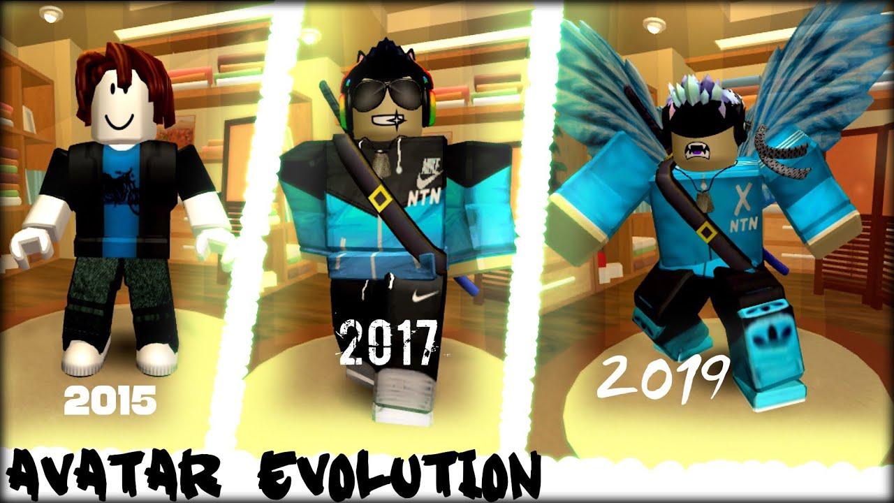 Avatar Evolution Roblox Game