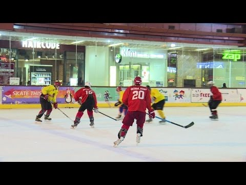 Cool Runnings Too Tropical Indonesia Makes Ice Hockey Bid Youtube