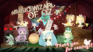 Baixar 【VOCALOID MUSICAL】Music Wizard of OZ (off vocal ver.)