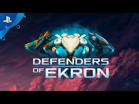 Defenders of Ekron - Gameplay Trailer | PS4