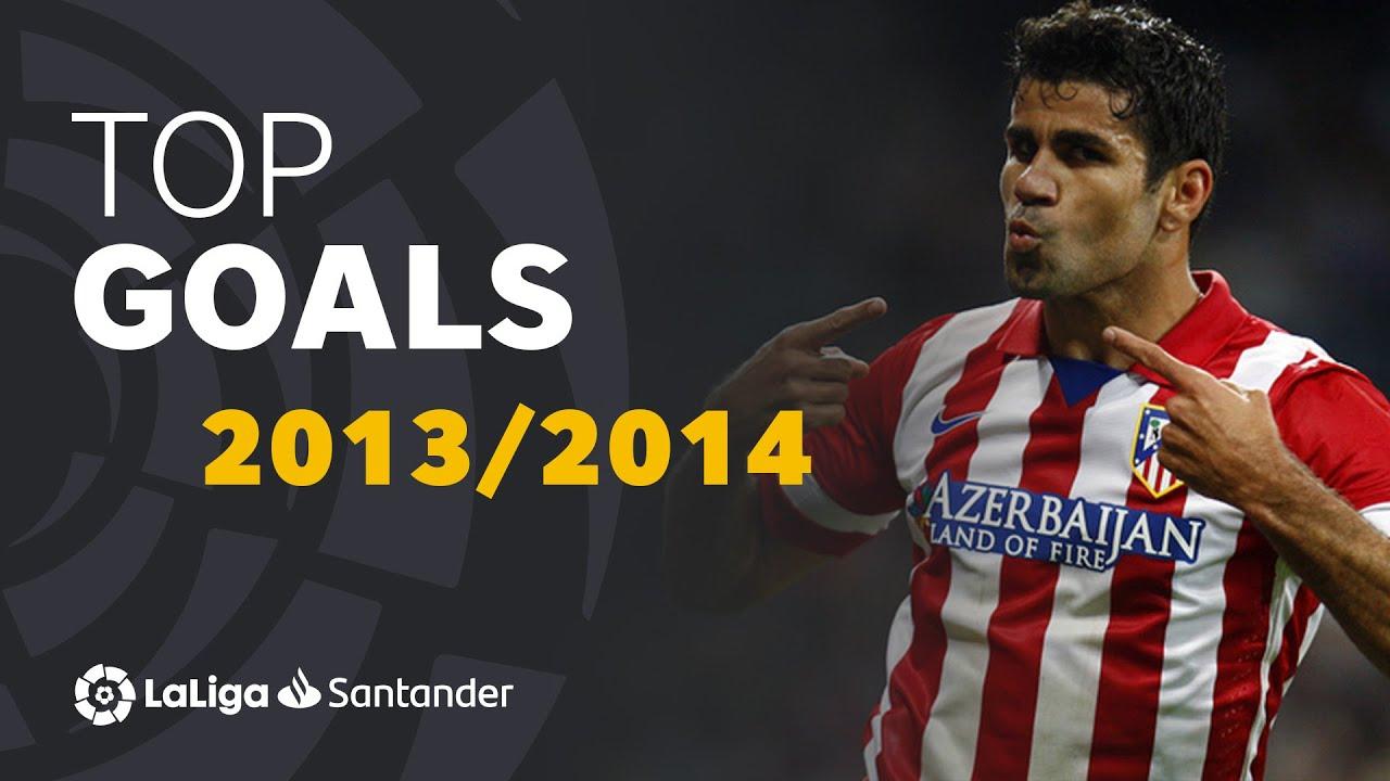 Download TOP GOALS LaLiga 2013/2014