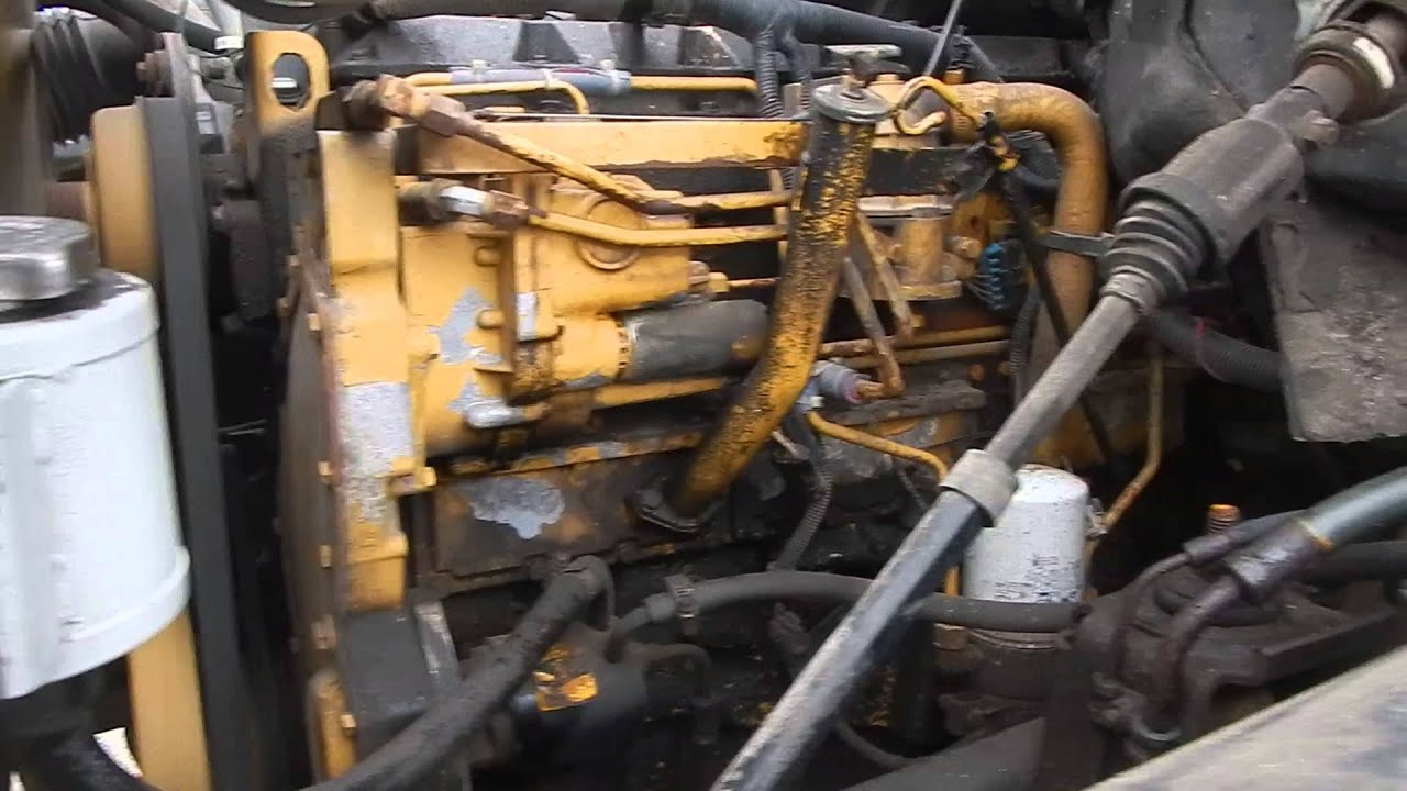 medium resolution of 2004 gmc truck gas engine diagram 1991 gmc topkick 18 flatbed dump truck youtube