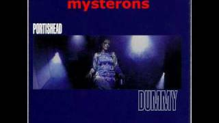 Watch Portishead Mysterons video