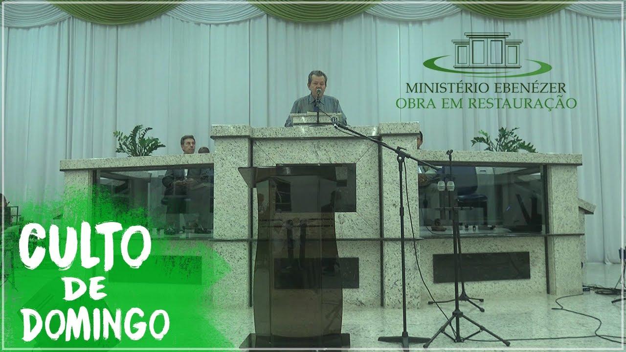 Mensagem de Domingo. 05/08/2018 Pastor Adail.