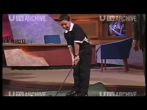 Rory Mc Ilroy - US Open Golf Champion 2011 ( 8 Years Old )