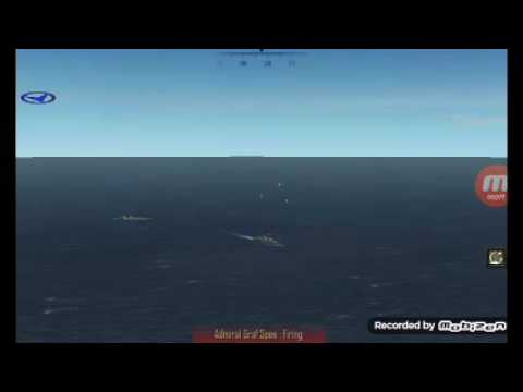 Atlantic Fleet | Royal Army vs Admiral Graff Spee #1