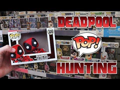 Deadpool Funko Pop Hunting!