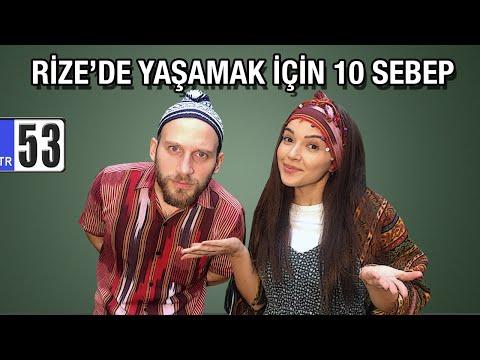 RİZE&39;DE YAŞAMAK İÇİN 10 SEBEP