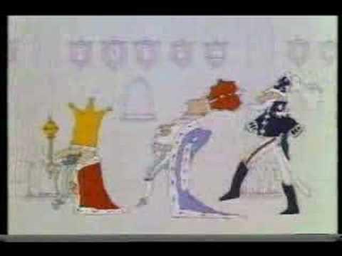 Popla reclame - koning, keizer, admiraal...