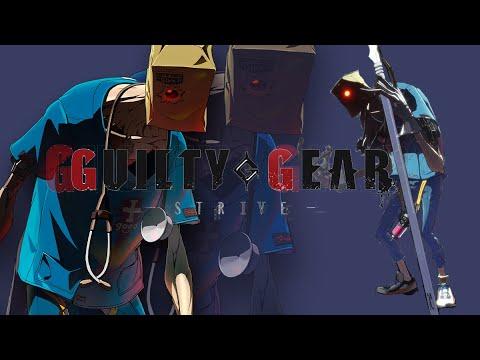 PS5 Guilty GEAR STRIVE ファウストで遊ぶ 20210608