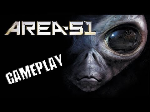 Area 51 gameplay ps2 campaign youtube for Area 51 progetti