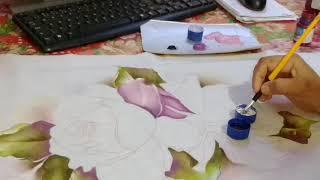 Pintando uma rosa no Oxford – Parte 1