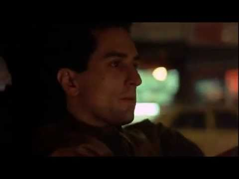 Taxi Driver  Loneliness