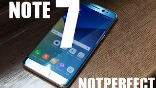 Samsung Galaxy Note 7 : Top 5 Reasons NOT To Buy