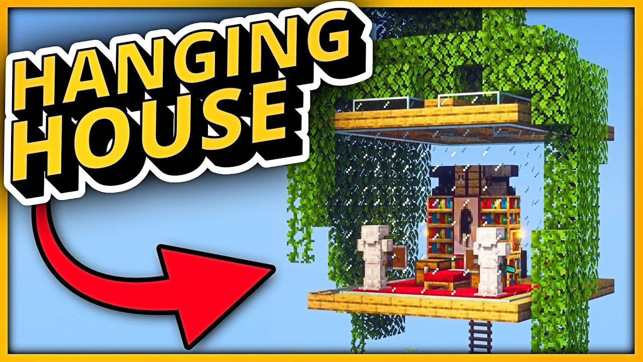 Minecraft Timelapse: Tree House #Shorts