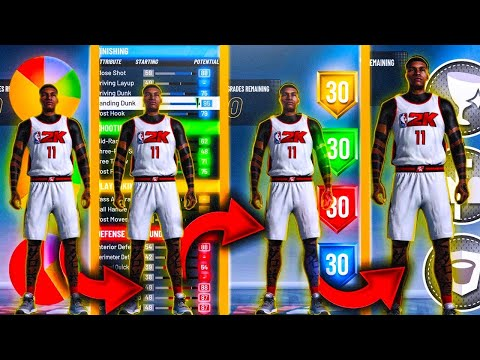 The Best Center Build In NBA 2K20 | This Build Will Change Your Life | Best SHOOTING PAINT BEAST