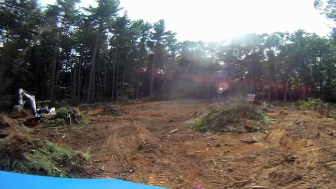 Land Clearing Time Lapse