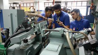 How to operate centerless grinding machine....Iktbn Bm