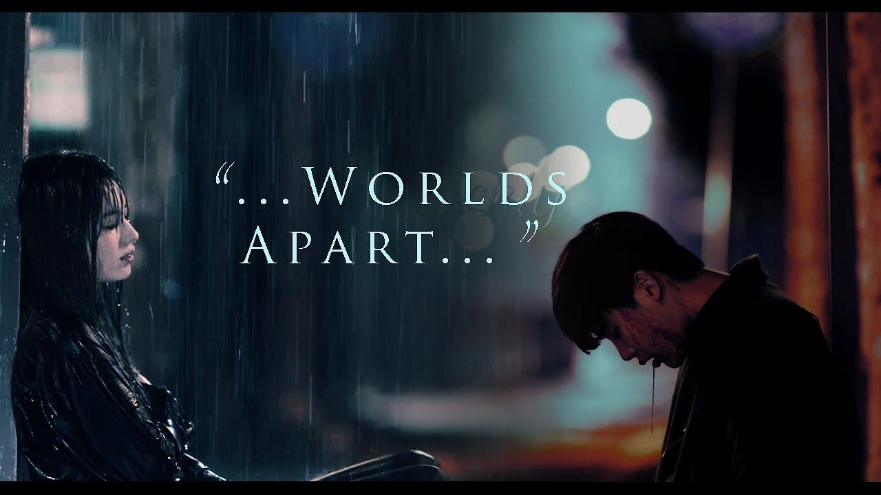 W || Kang Cheol Yeon Joo ...Worlds apart... - YouTube