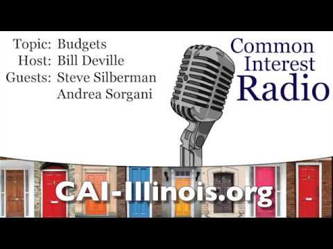 Budgets - CAI Illinois Common Interest Radio