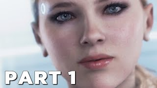 Download DETROIT BECOME HUMAN Walkthrough Gameplay Part 1 - INTRO (PS4 Pro) Mp3 and Videos