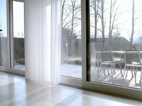 Silent Gliss Wave Electric Curtain Track Youtube