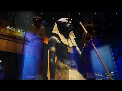 King Tut: Treasures of the Golden Pharaoh in LA