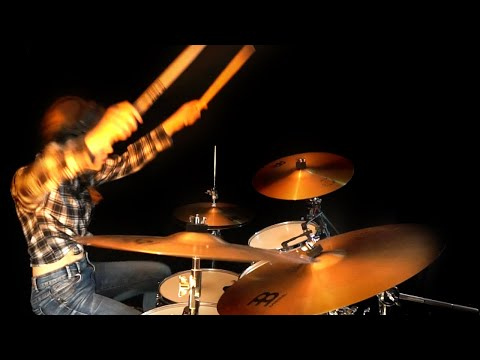 Sin Wagon (Dixie Chicks); drum cover by Sina
