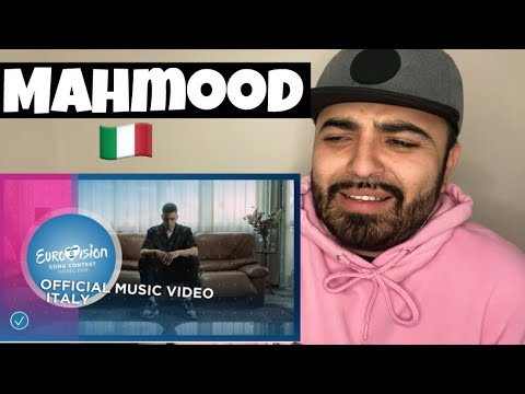Reacting To Mahmood - Soldi - Italy 🇮🇹 - Official Music Video - Eurovision 2019