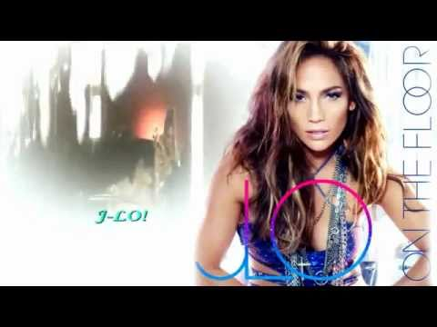 Jennifer Lopez Ft Pitbull On The Floor (Karaoke Instrumental) YES!