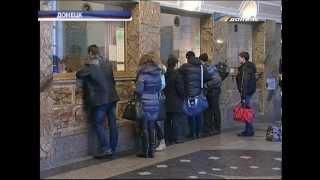 ТК Донбасс - Билеты на поезд станут именными(Без паспорта в поезд не пустят. С 6 апреля железнодорожные билеты станут именными. Однако предъявить докуме..., 2013-03-22T17:21:50.000Z)