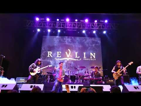 """REVLIN PROJECT Live in """"Rock And Heavy 3"""" (Intro / Keep Holding On) Lima / Perú"""