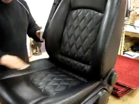 Mercedes Vito W639 Seats Youtube