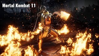 Mortal Kombat 11 Soundtrack Tracklist | Mortal Kombat 11 | Mortal Kombat XI (2019)