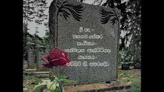 Ma mala pasu sohon kothe - W.D.Amaradeva Thumbnail