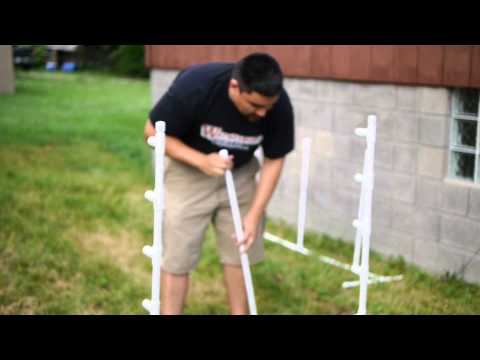 DIY Dog Agility Equipment For Under $50