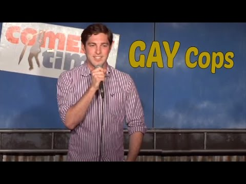 Gay Cops (Stand Up Comedy)