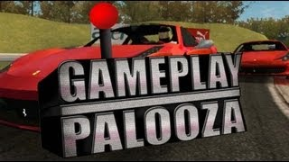 Gameplay Palooza - Nintendo Wii - Ferrari: The Race Experience Gameplay