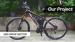 E-bike D.I.Y Store in Thailand, Bangkok Ebike we sell ebike conversion kit 250W to 1,500W