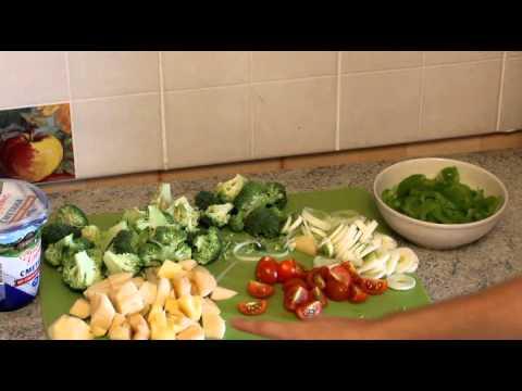 Мясо потушить с овощами в мультиварке