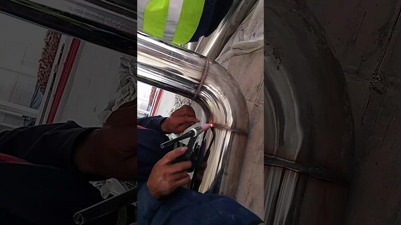 304 steel welding