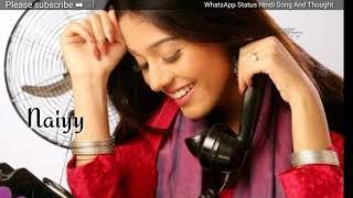 Naiyo Lagda Dil 💜Tere Bina female version WhatsApp Video Status   YouTube