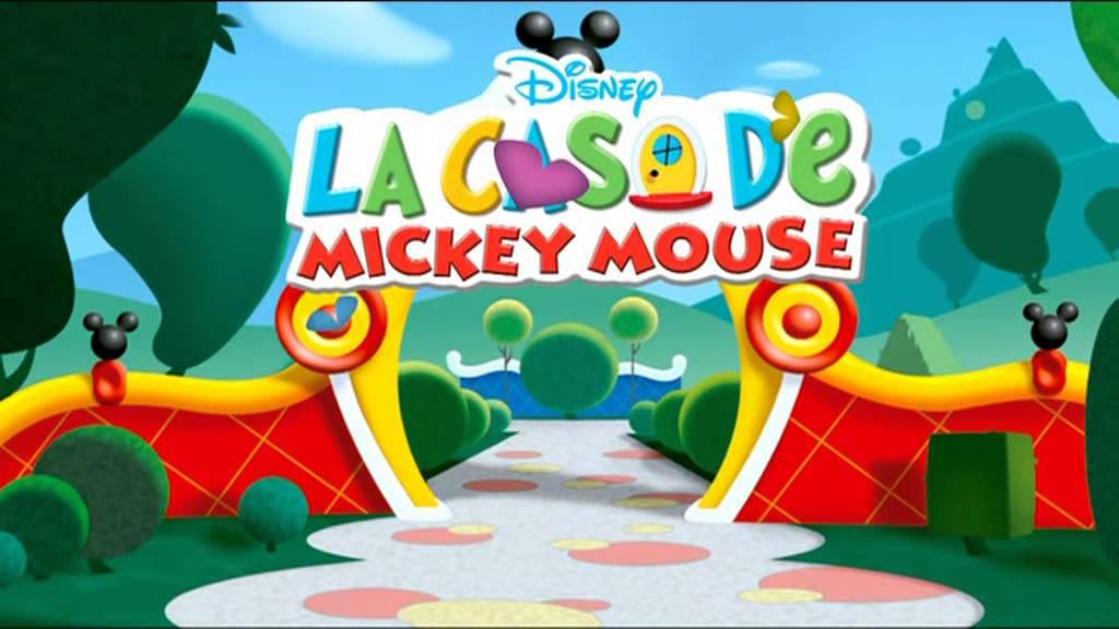 Disney channel espa a ahora la casa de mickey mouse 3 - Youtube casa mickey mouse ...