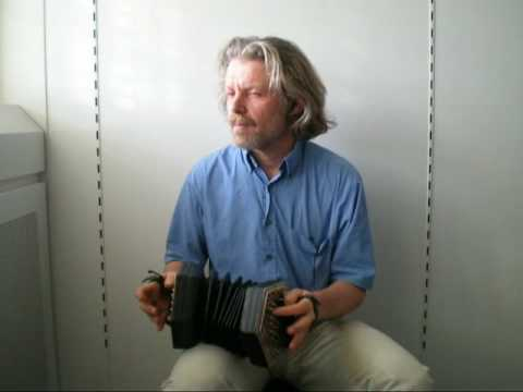 C/G Anglo Irish Concertina - Reel - Kitty Gone A Milking