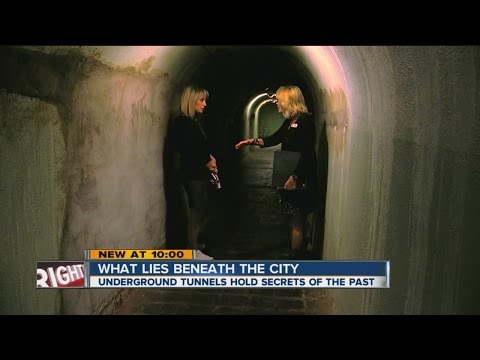 What Lies Beneath The City