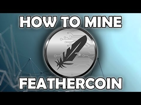 How To Mine FeatherCoin With Awesome Miner & Mining Pool Hub - Ep14