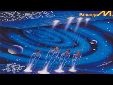 Boney M - 10,000 Lightyears (Ten Thousand) Full Album (2CD) HQ Sound