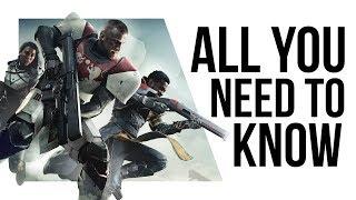Does Destiny 2 DO ENOUGH to be called a TRUE SEQUEL?
