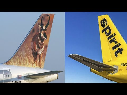 Spirit Airlines vs Frontier Airlines